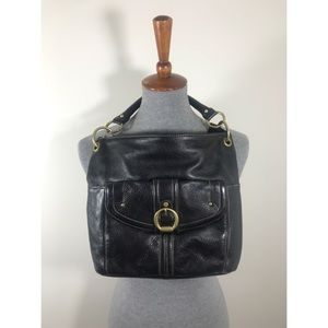 Stone Mountain Leather Purse